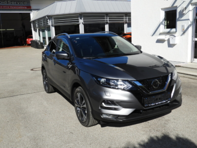 Qashqai N-Connecta 140PS 6MT,Glasdach,Sitzheiz.